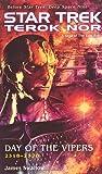 Terok Nor: Day of the Vipers: Star Trek: Terok Nor (Star Trek: Deep Space Nine)