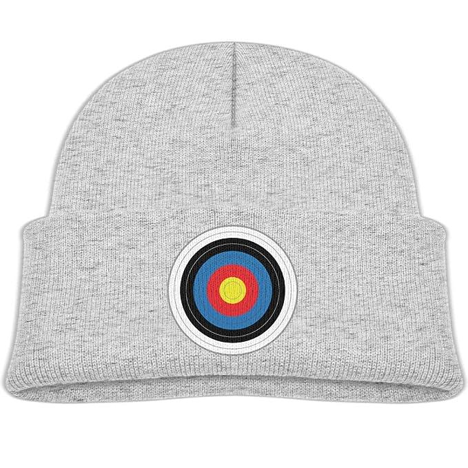 Amazon.com  Qiop nee Beanie Hat Wool Knit Caps Round Target Boys ... 680ac7f3bc6