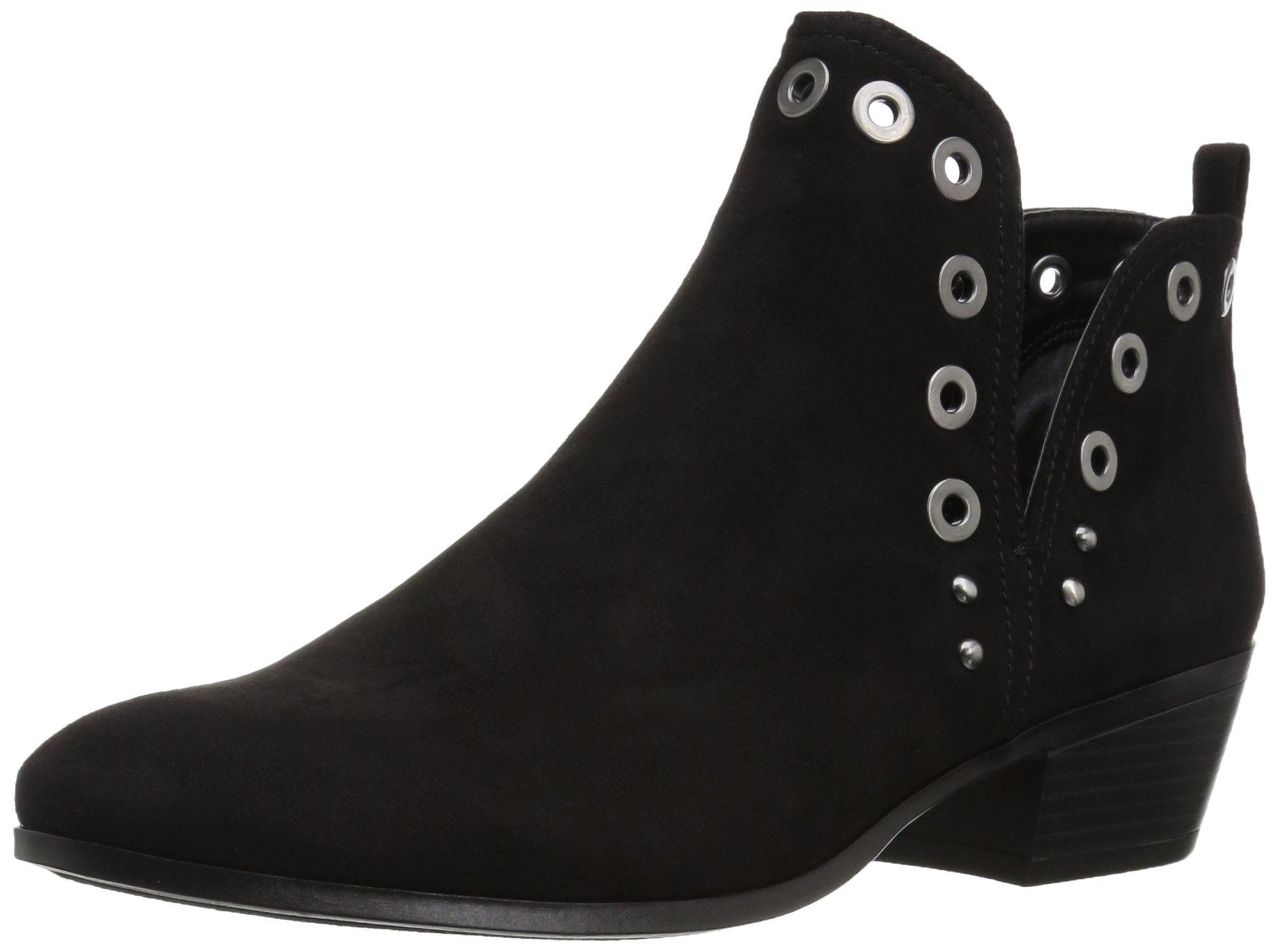 Circus by Sam Edelman Women's Paula Ankle Boot, Black, 9.5 Medium US