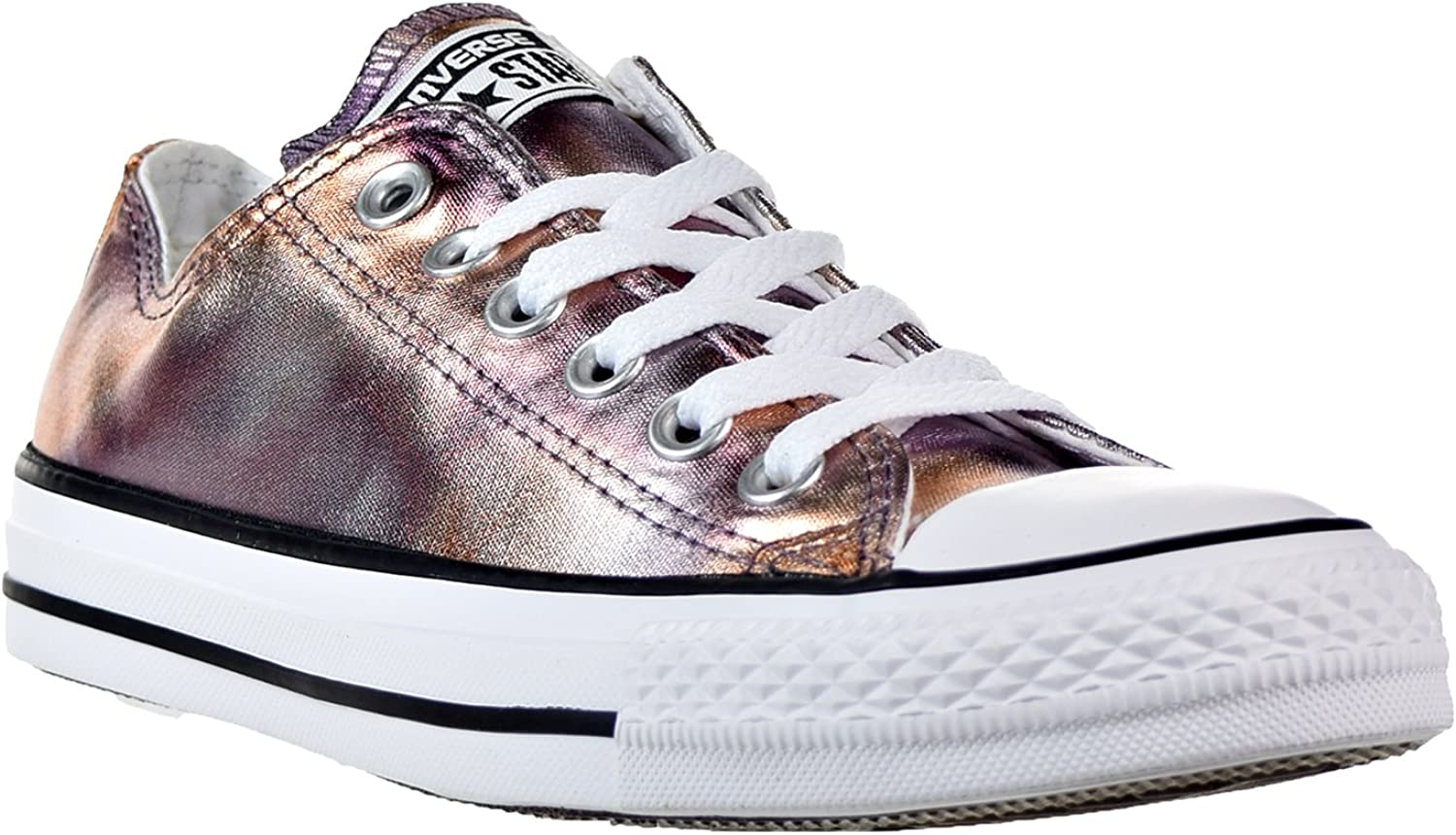 Converse Mens Chuck Taylor All Star Ox Canvas Trainers