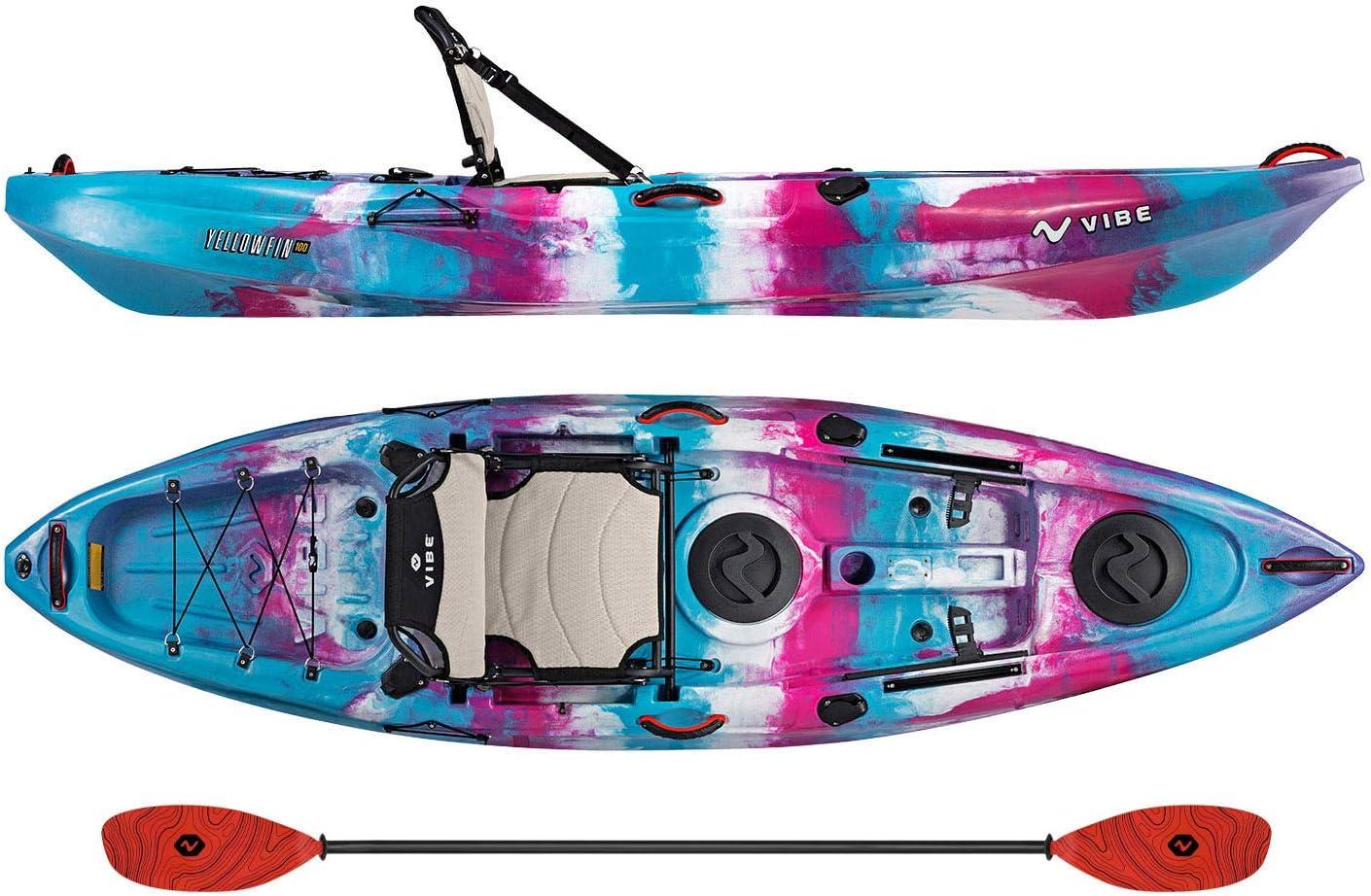Where Are Vibe Kayaks Made?
