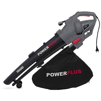 POWERPLUS POWEG9011 - Soplador/aspirador de hojas 3000w