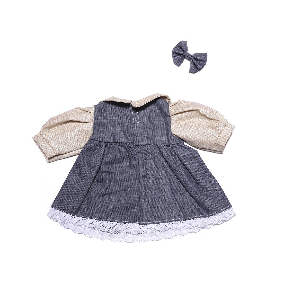 Teddybär Kleidung passend für 15 Build a Bear Babypuppen