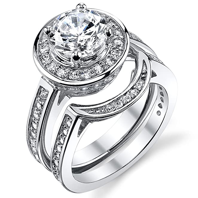 Infinity Wedding Ring