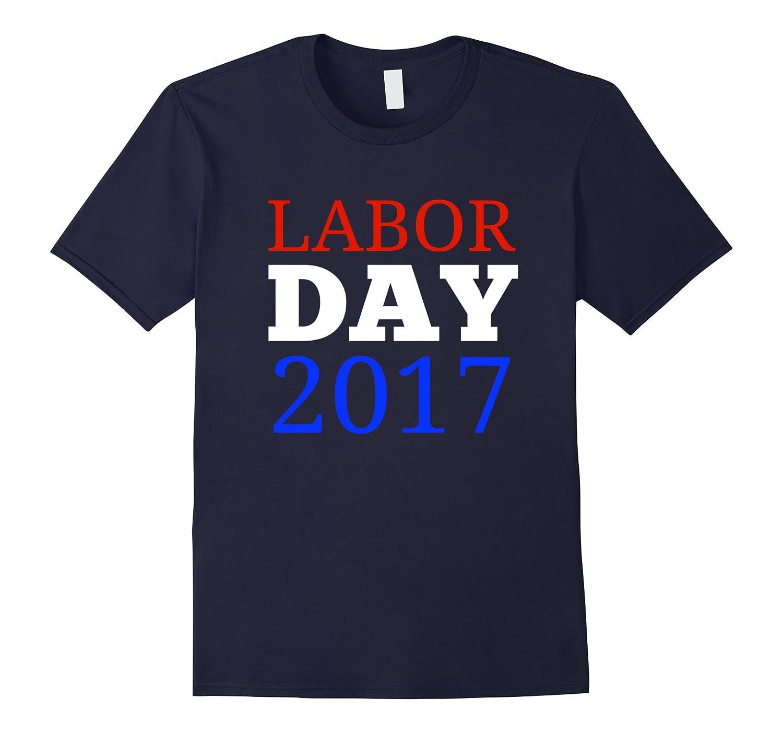 Fun Labor Day September Holiday Family T-shirt-4LVS