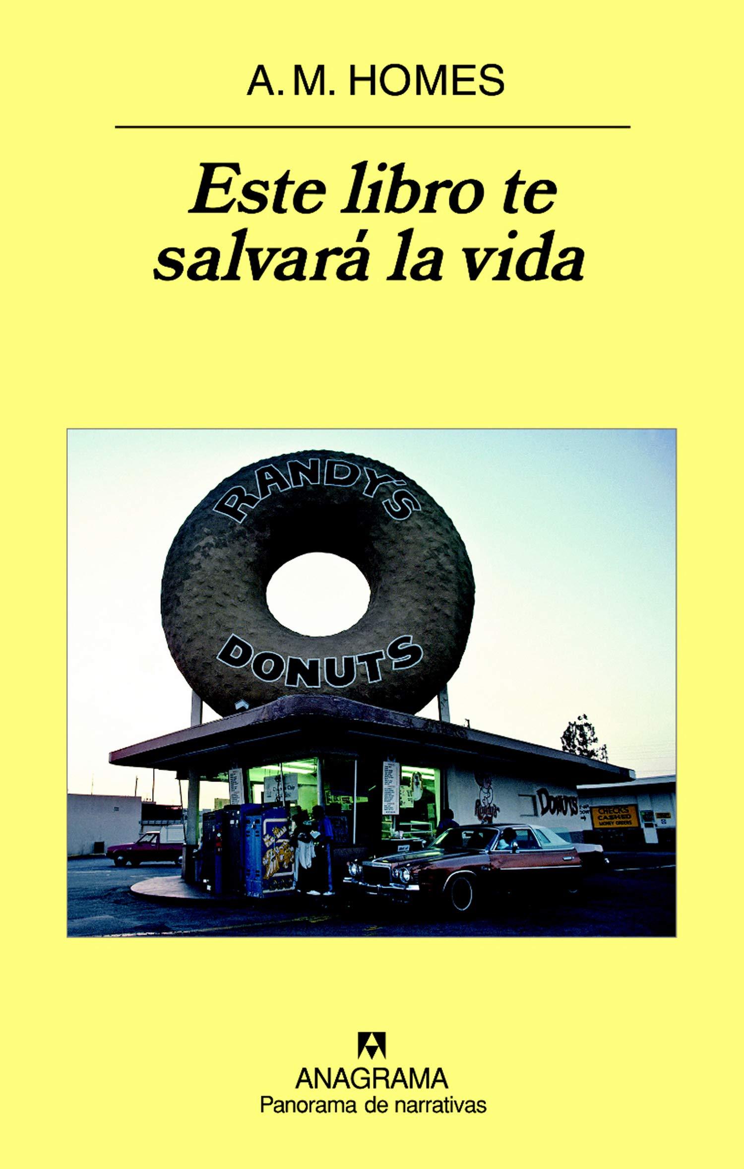 Este libro te salvará la vida Panorama de narrativas: Amazon.es ...