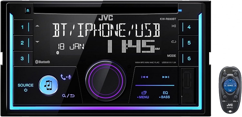 JVC KWR930BT汽车音响