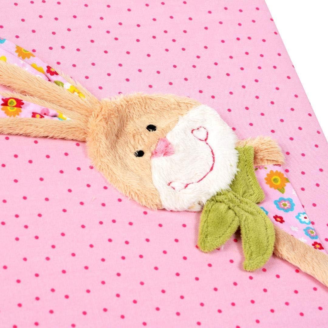 Goldbuch Babyalbum Sigikid texto en alem/án color rosa /Álbum de fotos para reci/én nacidos dise/ño de conejo
