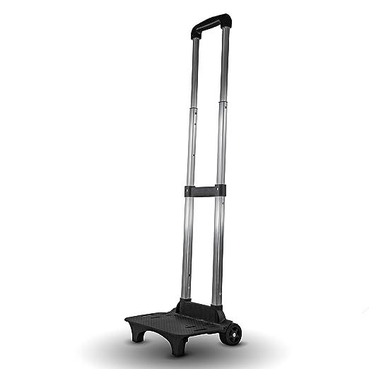 Amazon.com: Carro de equipaje Ultimaxx plegable compacto y ...
