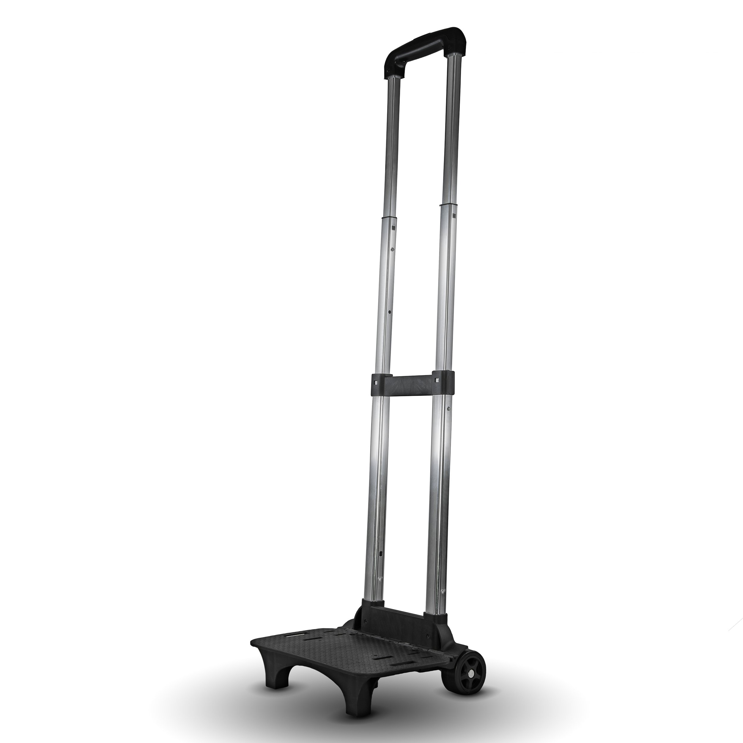 SSE Folding Compact Lightweight Premium Durable Luggage Cart - Travel Trolley