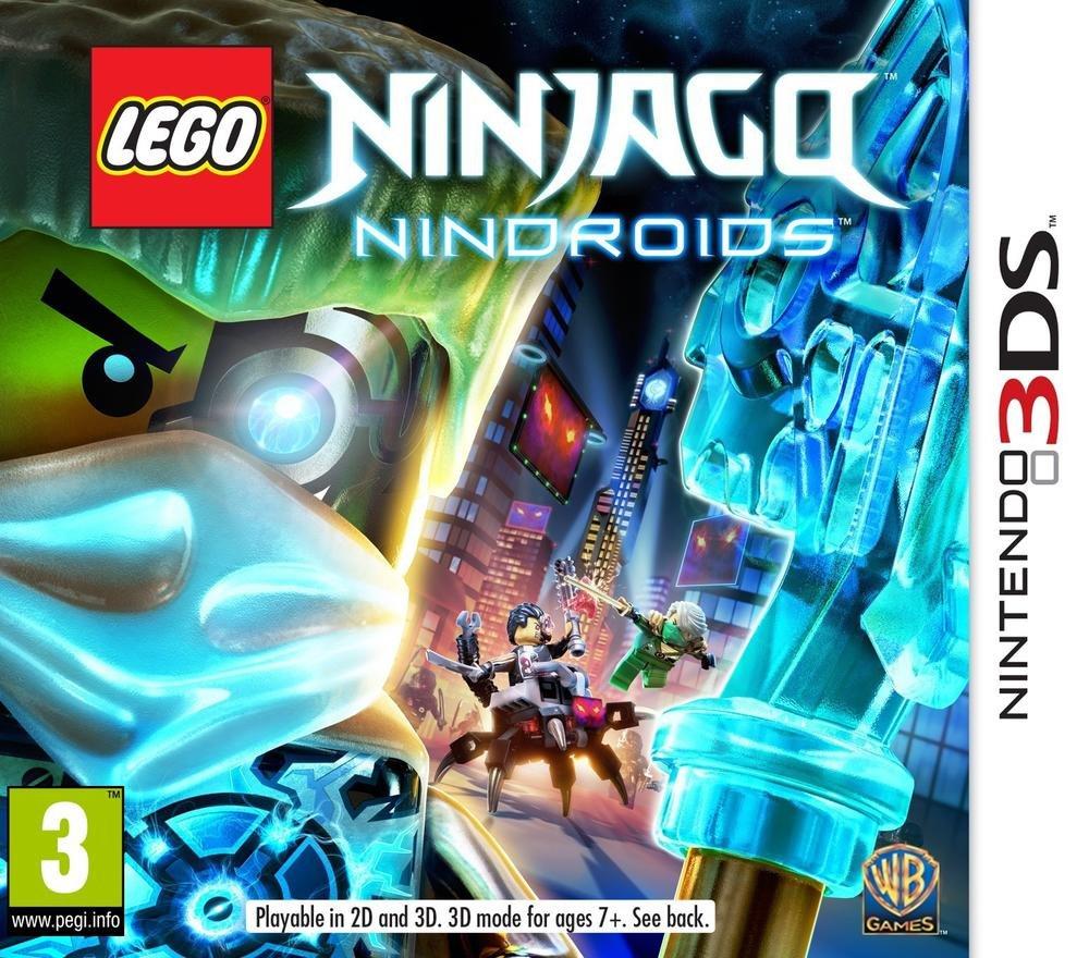 lego ninjago nindroids nintendo 3ds amazonfr jeux vido - Jeux De Lego Ninjago Gratuit