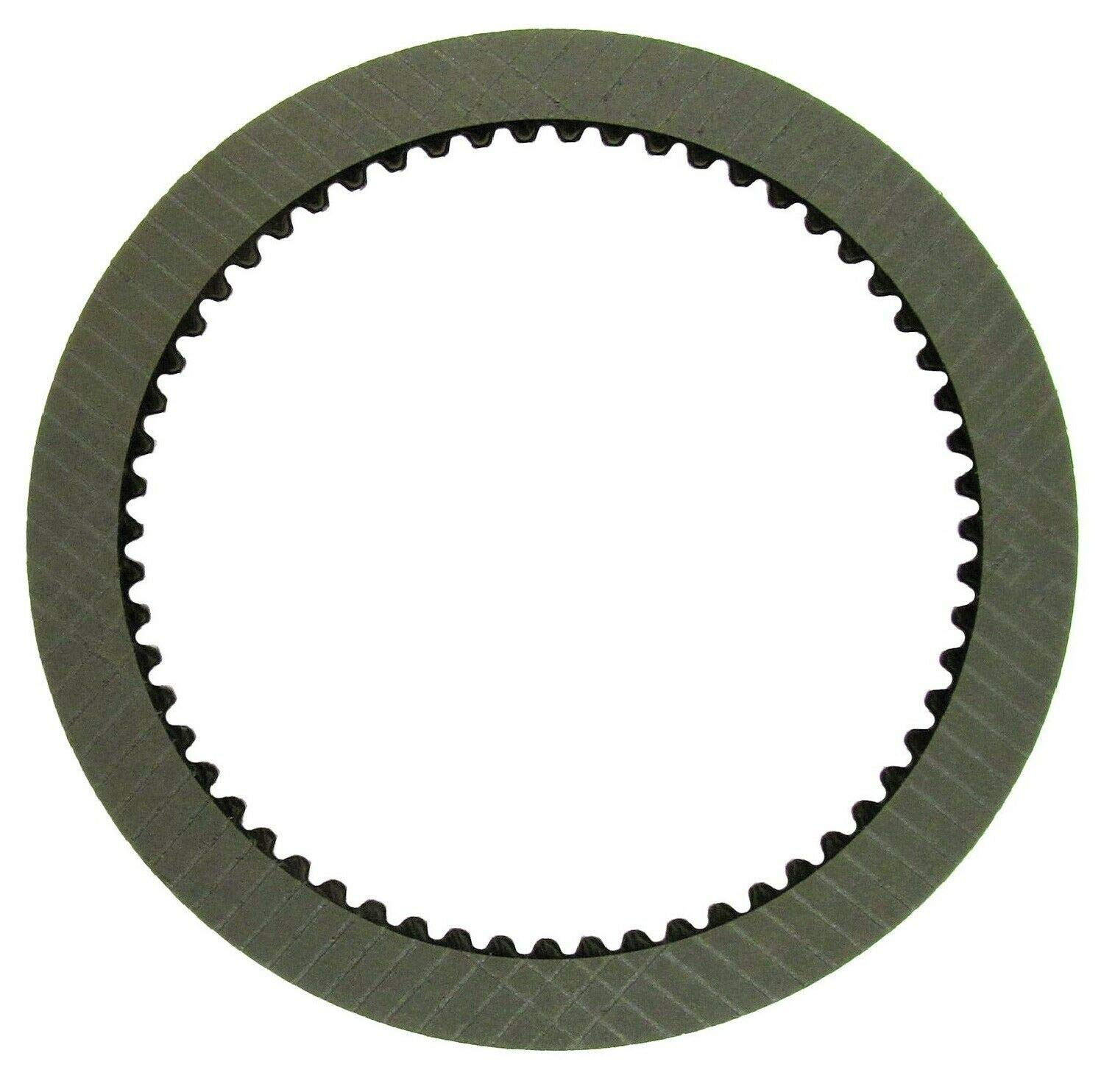Clutch Friction Plate, 10-17-666-001, 023738A, NSN 2520-01-129-1506, Disk