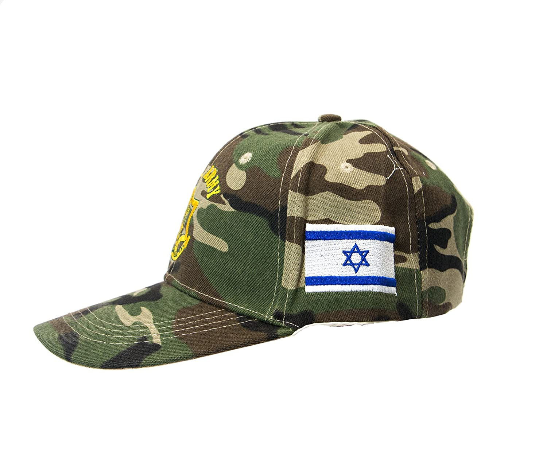 dise/ño de camuflaje militar Gorro de estilo militar unisex D.F.I IDF