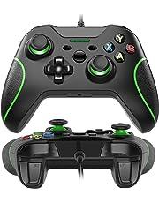 Game Controller per Xbox ONE,Wired Game Controller Gamepad Controller Gamepad Cablato USB, Joystick, Joypad con Cavo USB Compatibile per Microsoft Xbox & XBOX ONE, PC Windows 7/8/10