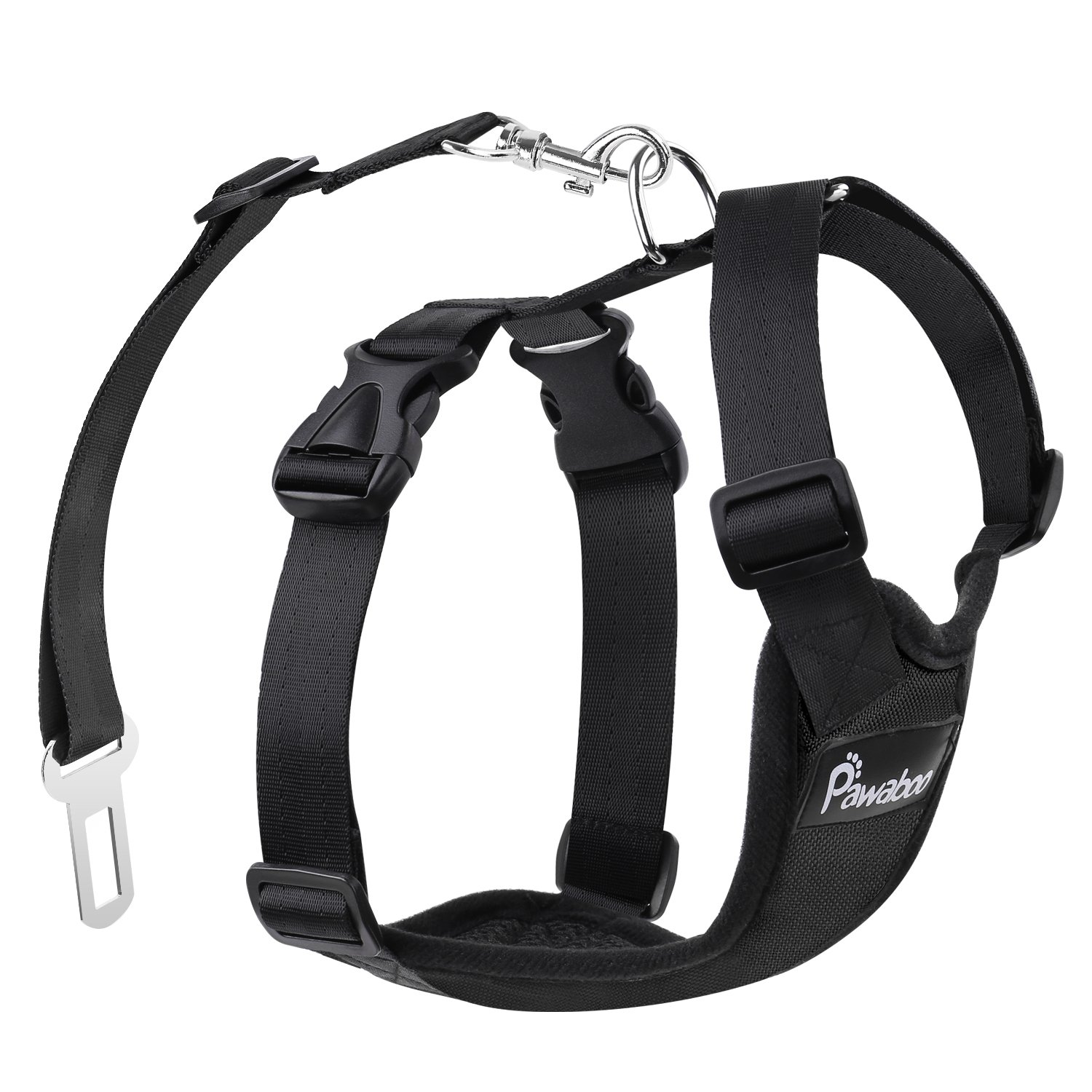 PAWABOO Dog Safety Harness}