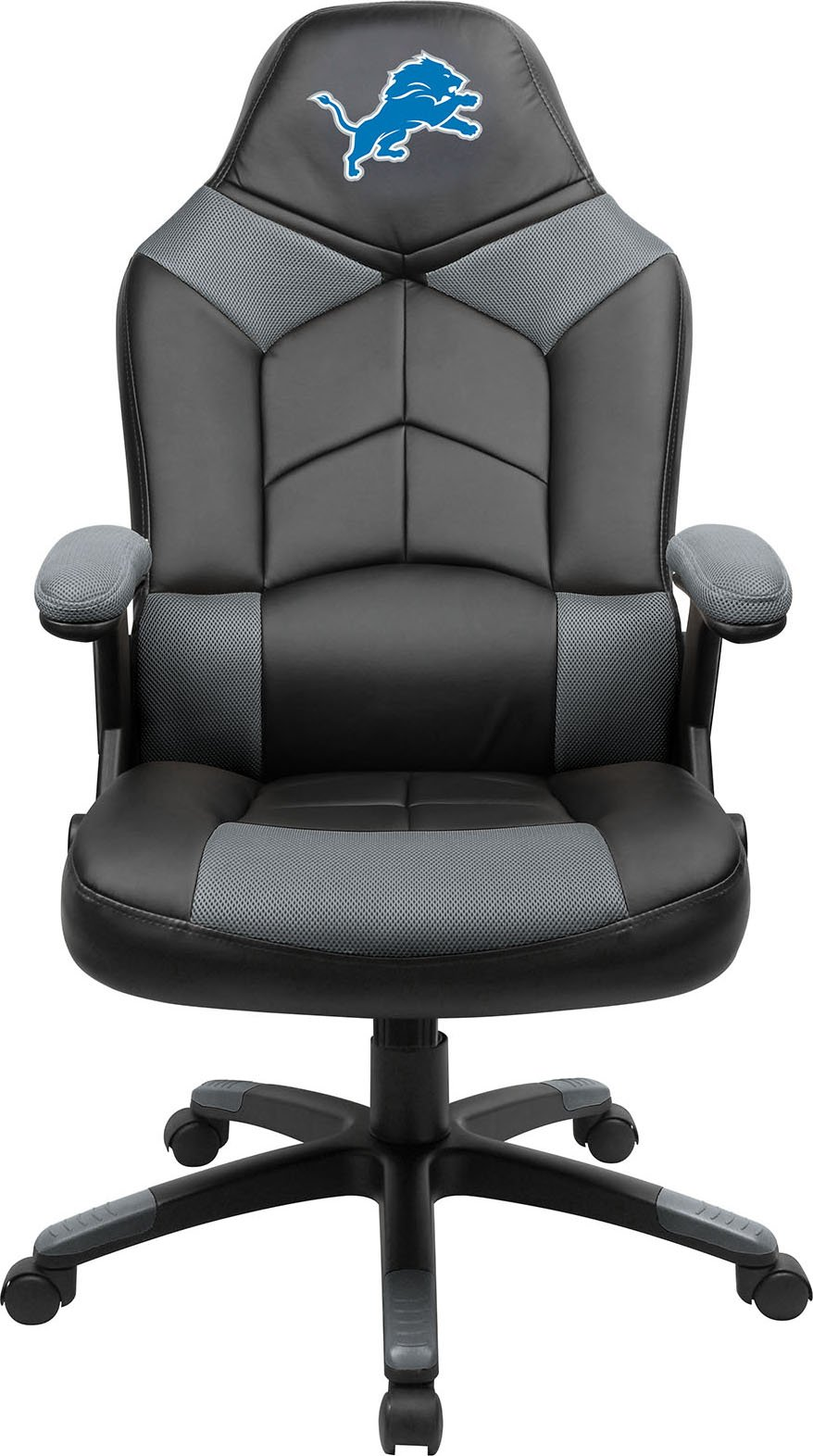 Imperial Officially Licensed NFL Furniture; Oversized Gaming Chairs, Detroit Lions