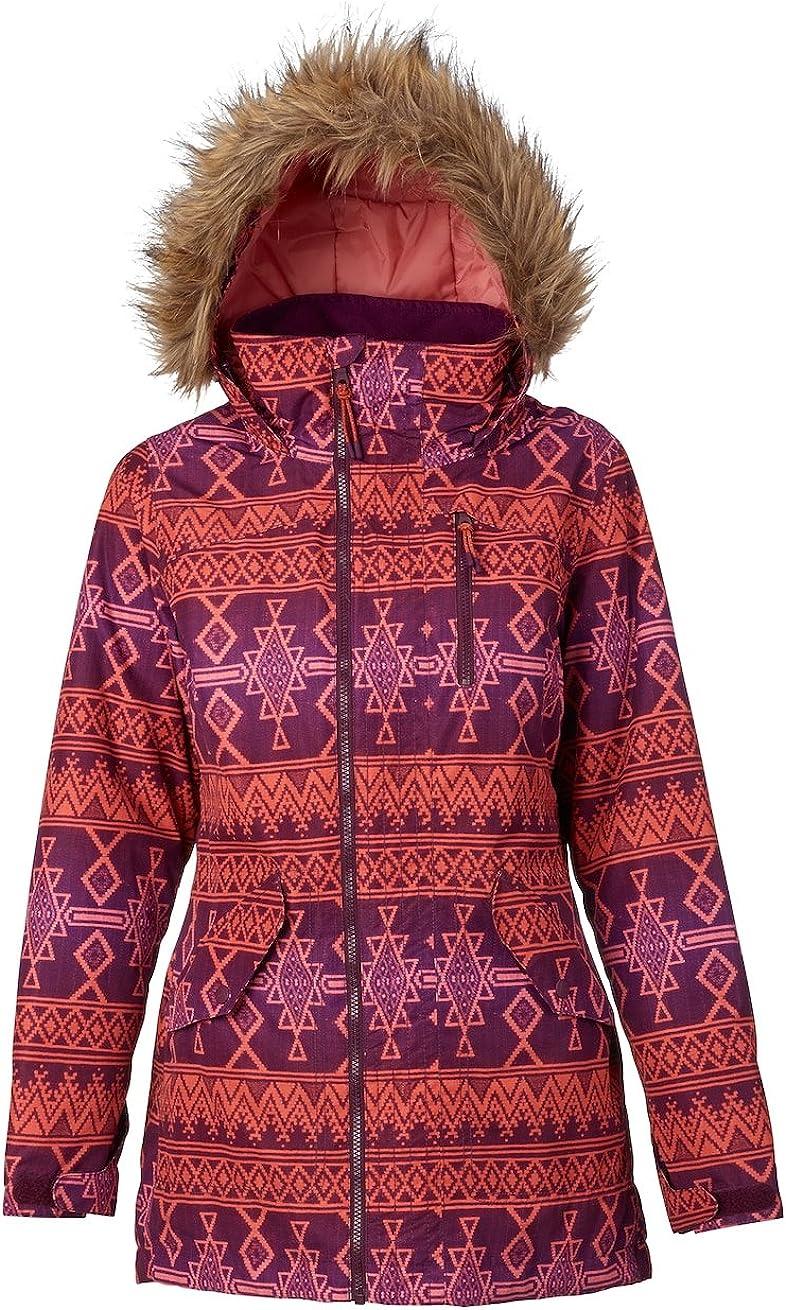 TALLA XS. Burton Cadence Hazel - Cazadora de Snowboard para Mujer