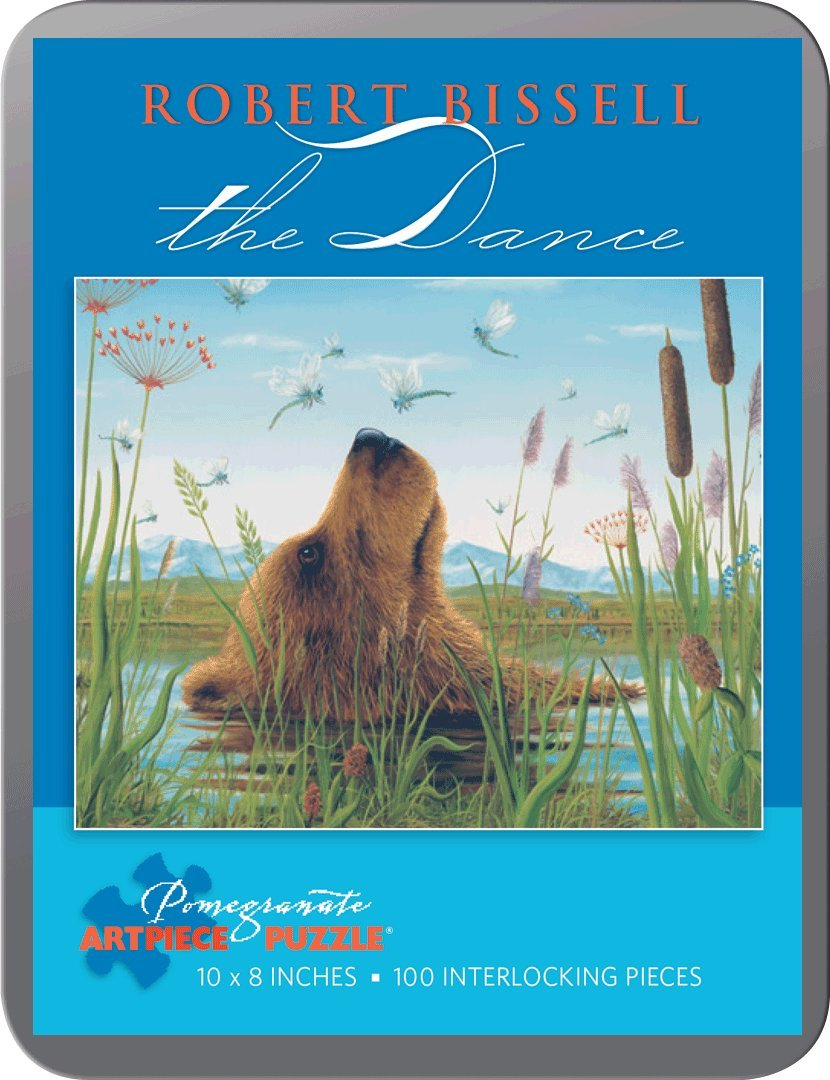 The Dance: 100-Piece Robert Bissell Jigsaw Puzzle (Pomegranate Artpiece Puzzle)