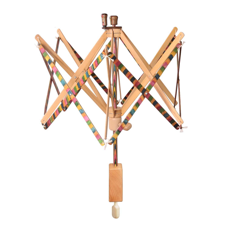 Knit Pro Winding y dispensador Accesorios Firma Swift Skein Winder: Amazon.es: Hogar