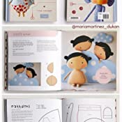 Tildas Toy Box: Sewing patterns for soft toys and more from the ...