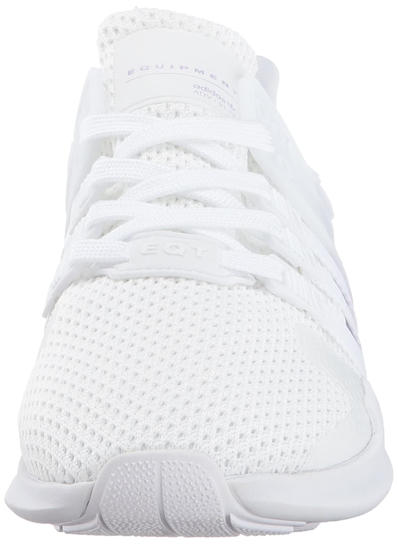 super cute eb242 78c82 ... greece adidas originals eqt support adv w para mujeres blanco blanco  púrpura brillo ad498 9d381