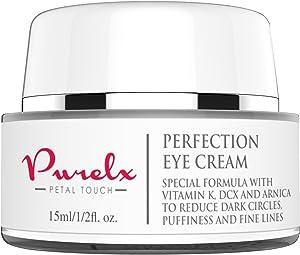 PureLx Eye Cream for Dark Circles and Puffiness, 0.5 fl. Oz.