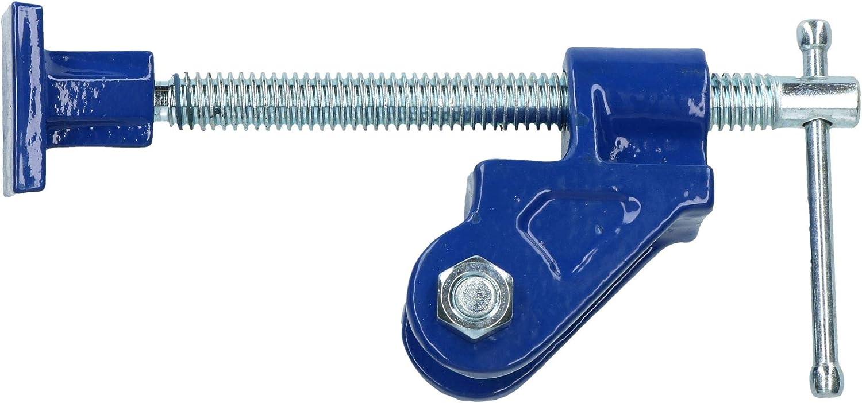 25mm Adjustable Jaw Cramp Head Set Clamp Fastener Fastening Woodworking
