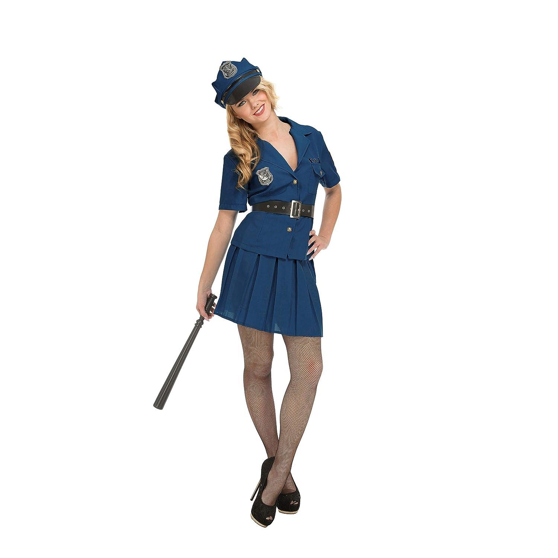 My Other Me Me-204234 Disfraz de policía para mujer, S (Viving ...