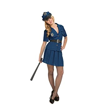 My Other Me Me-204235 Disfraz de policía para mujer, M-L (Viving ...