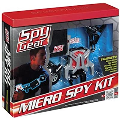 Wild Planet Spy Gear Micro Kit: Toys & Games