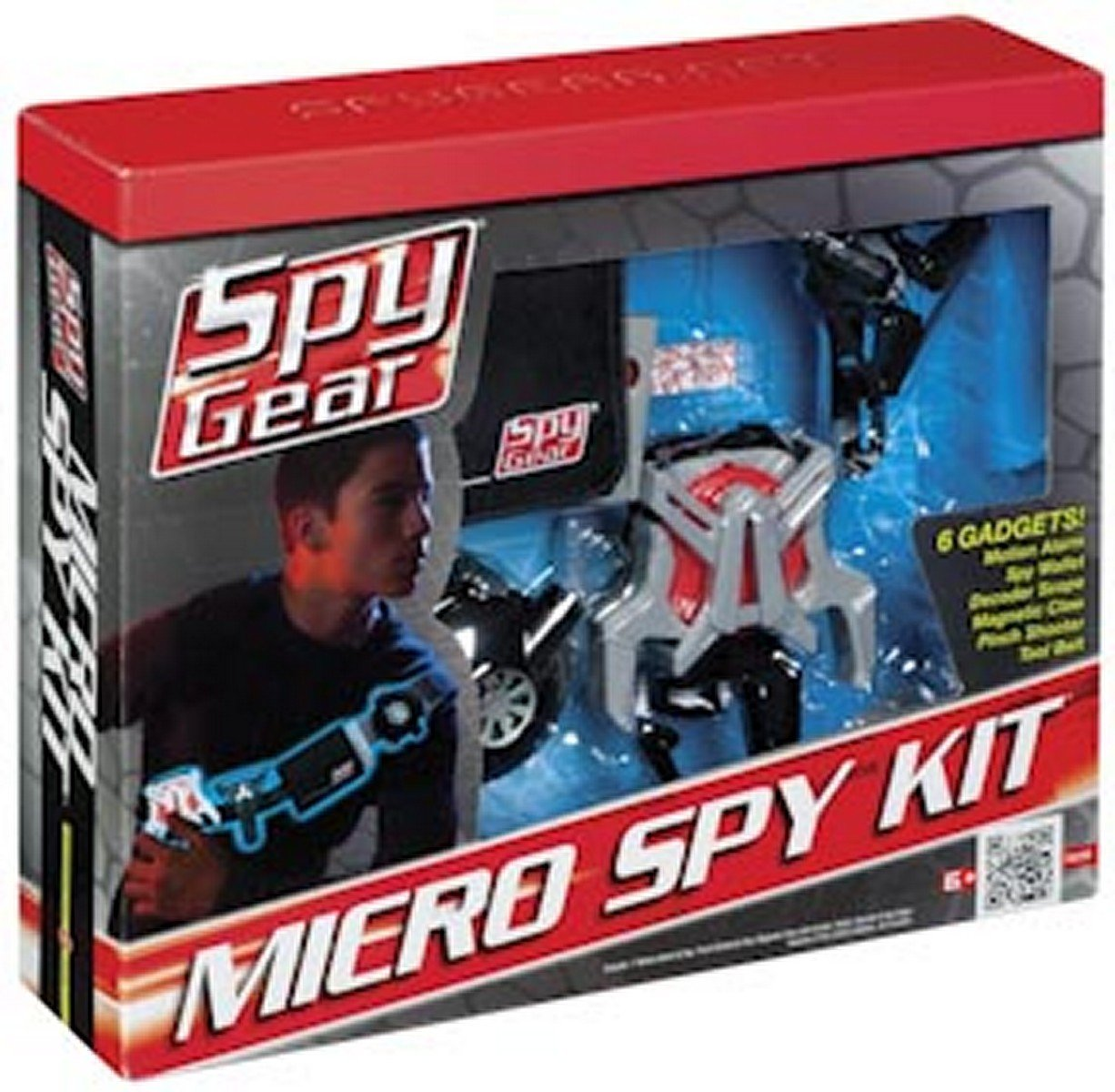 Wild Planet Spy Gear Micro Kit by Wild Planet