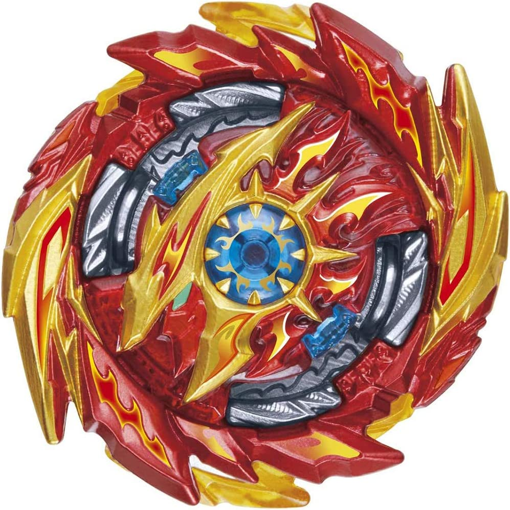 Beyb|ade Burst Super King B-159 Booster Super Hyperion.Xc 1A Beyb|ades Stater Set High Performance Battling Tops Include Two-Way Launcher