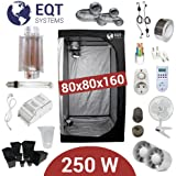 Pack Tente 250W 80x80 - ETI + Supacrop