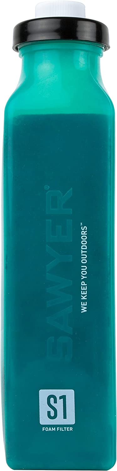 Sawyer Products Replacement Select Water Filtration Bottles (S1, S3)