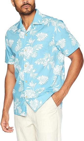 3D Camisa Hawaiana, Morbuy Hombre Manga Corta Bolsillo Delantero Casual Playa Tops: Amazon.es: Ropa y accesorios