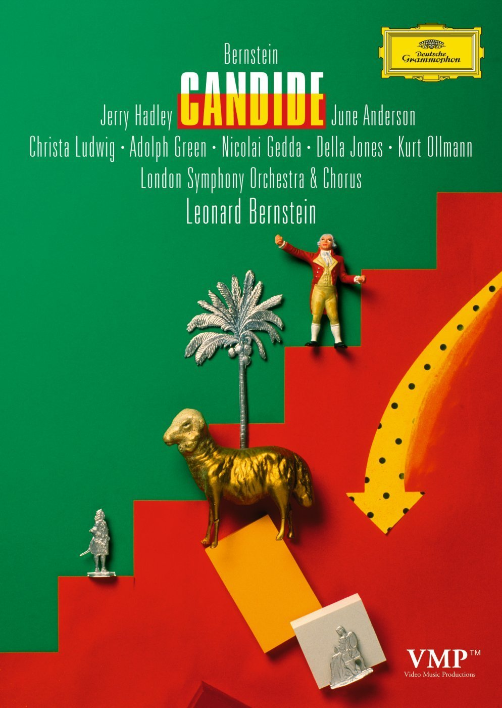 Bernstein: Candide [DVD Video] by Deutsche Grammophon