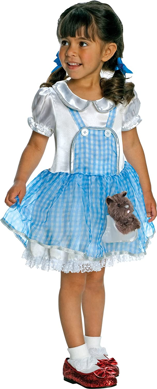 Amazon.com: Wizard Of Oz Costume, Dorothy Costume, 1-2 Years: Toys ...