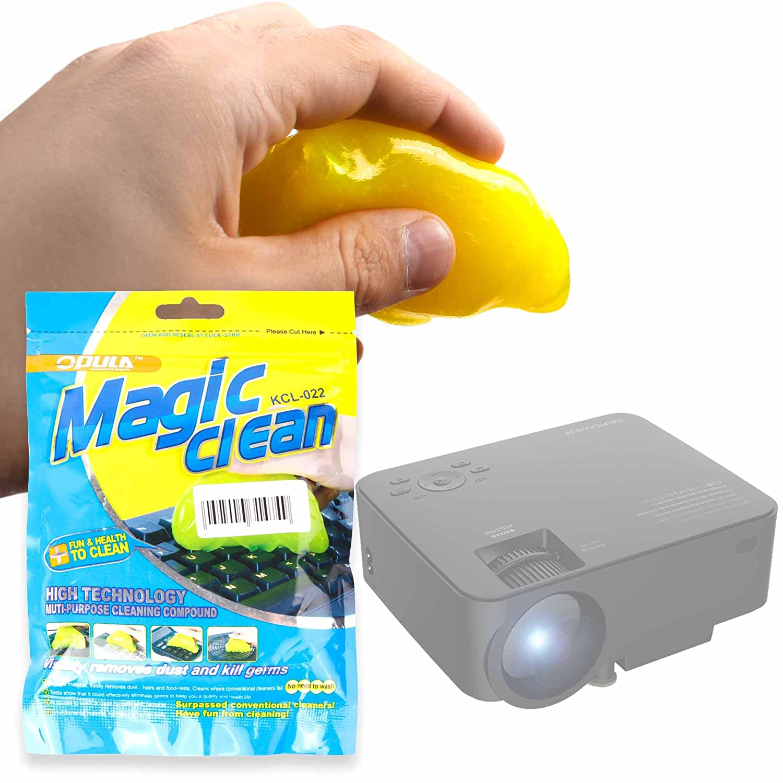 DURAGADGET Potente Gel Limpiador para Proyector BenQ MS527 ...