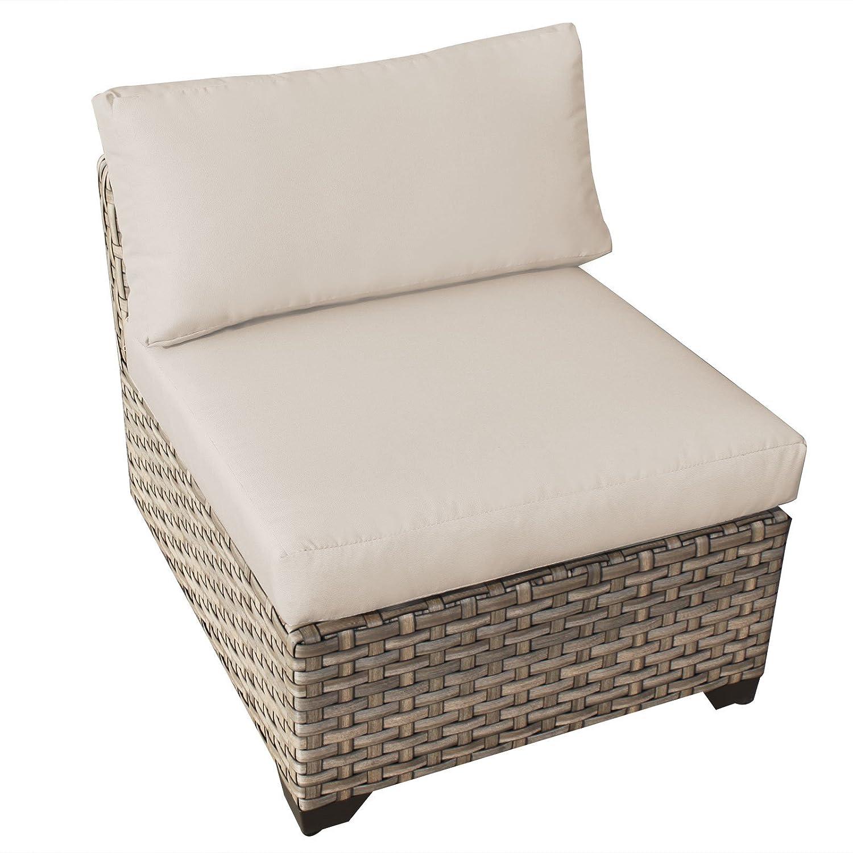 Amazon Hampton 13 Piece Outdoor Wicker Patio Furniture Set
