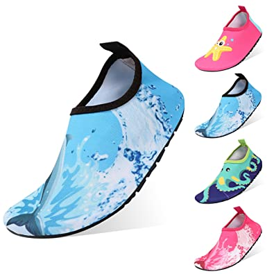 35759627c13d9 Padcod Kids Adults Swim Water Shoes