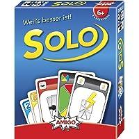 """Amigo Spiel + Freizeit 3900 Speelkaarten""""Solo"""", voor 2-10 spelers, Taal - Duits"""