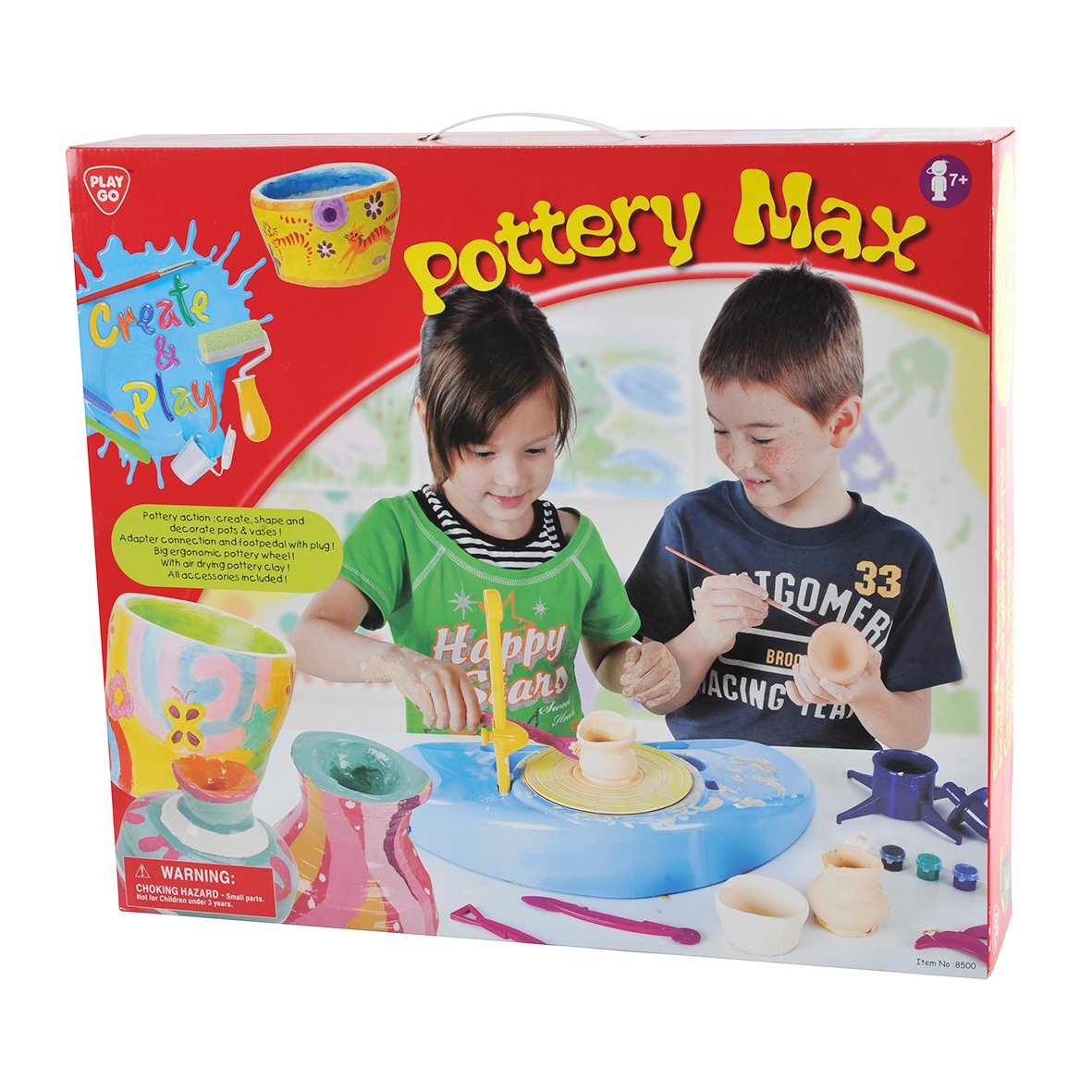 Totally Me! Deluxe Pottery Wheel