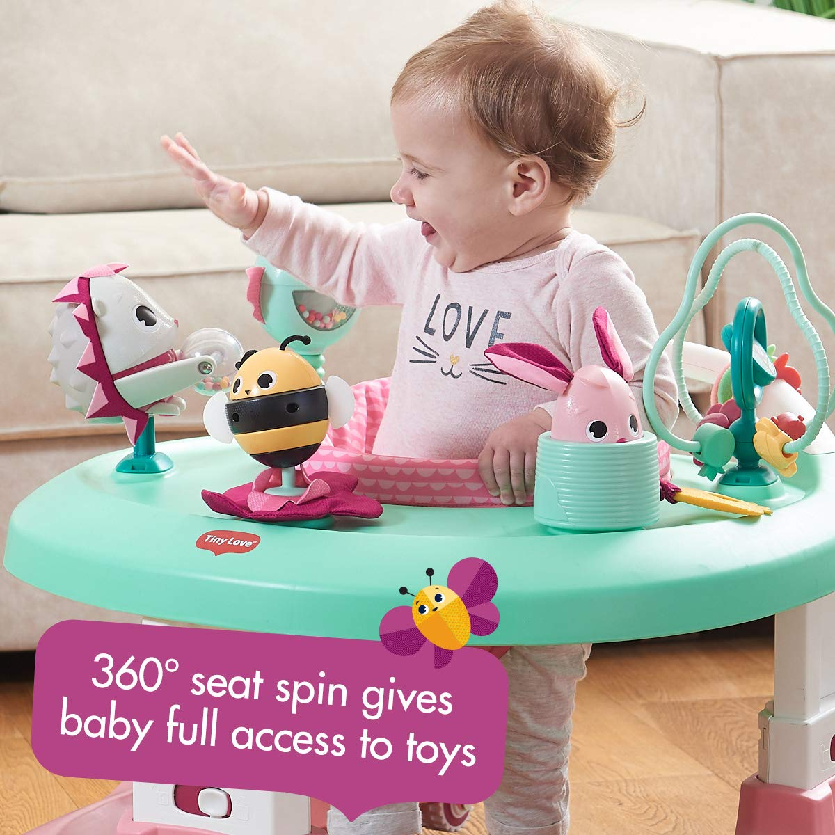 Tiny Love 4-in-1 Here I Grow Mobile Activity Center Tiny Princess Tales One Size