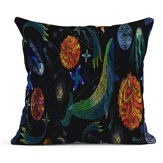 Amazon.com: ArtSocket Juego de 4 fundas de almohada ...