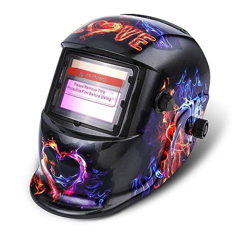 Welding Helmet Mask Auto Schweißhelm Schweißschirm Schweißschild Schweißmaske