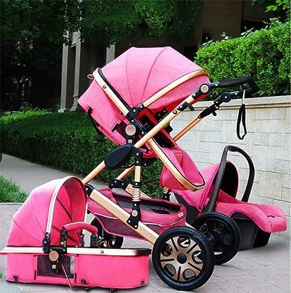 Pink day Silla de Paseo, Amortiguador de Dos vías, Plegable, para el ...