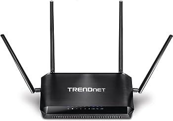 TRENDnet TEW-827DRU AC2600 StreamBoost WiFi Gaming Router