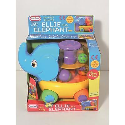1ER AGE PROMO ELLIE L'ELEPHANT- PETIT PRIX -TOP VENTE TOCADIS