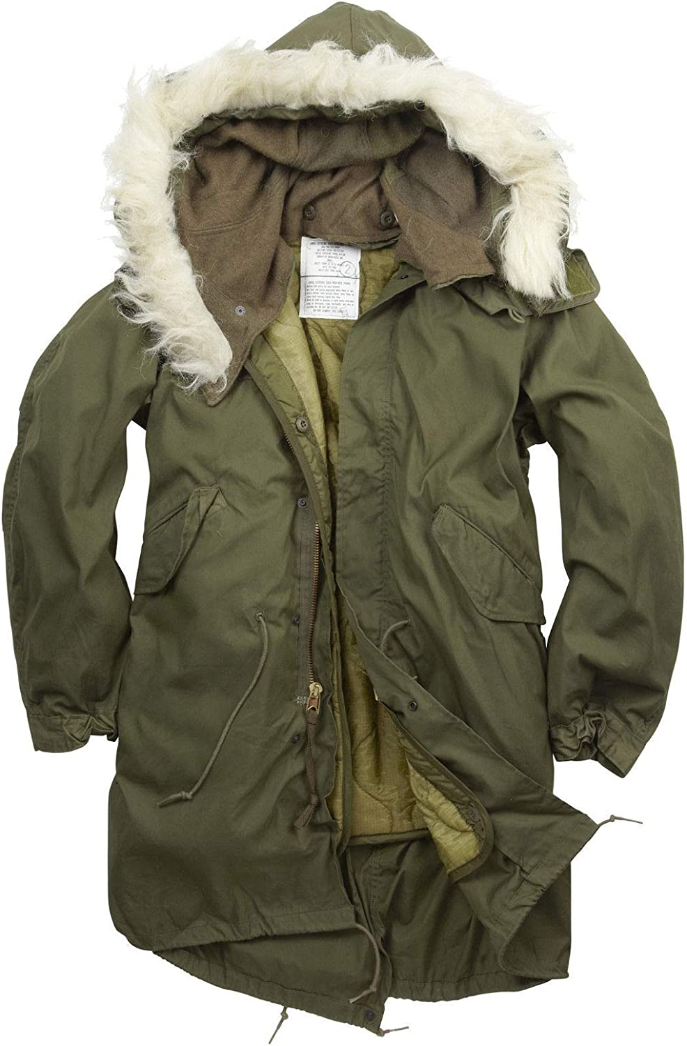 The Great Fishtail Parka
