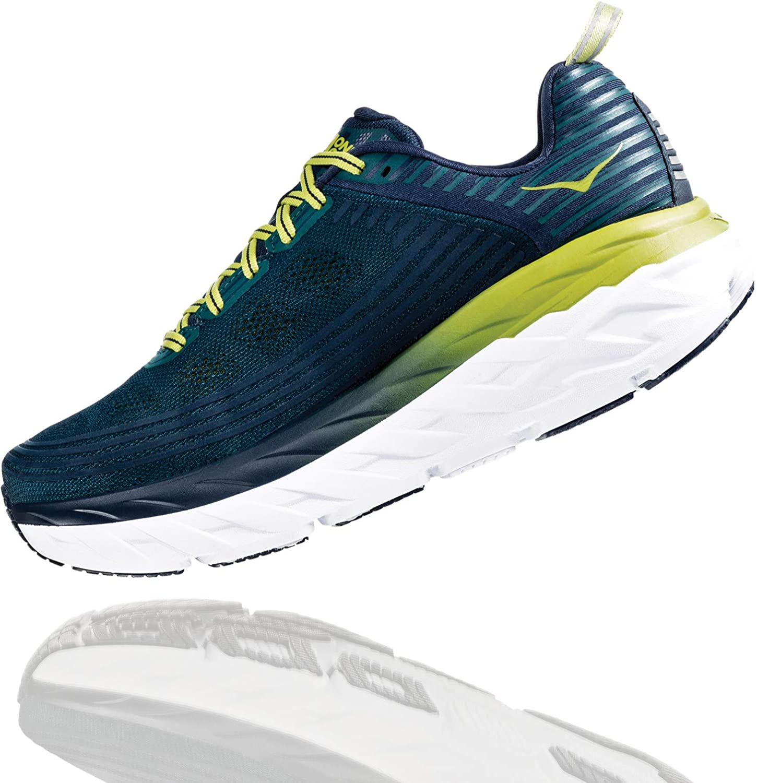HOKA ONE ONE Mens Bondi 6 Running Shoe